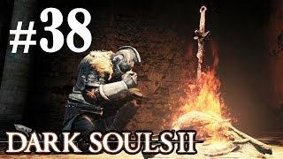 DARK SOULS 2 Walkthrough - Part 38 Souls Of a Giant (Memory of Jeigh/Orro/Vammar/Black Gulch) PS3 HD