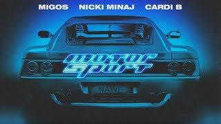 Instrumental Migos amp; Nicki Minaj Cardi B  quot;MotorSportquot; (BEST ON YOUTUBE )