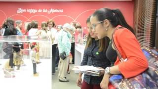 Centro León. Exposición La muñeca viajera