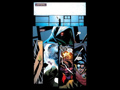Robs Rogues 371- Original Comic Book Art SUPERMAN REBORN #18 PAGE 2