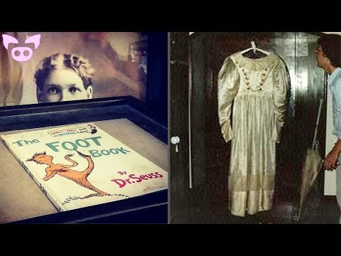 Terrifying Cursed Objects You Should Never Go Near