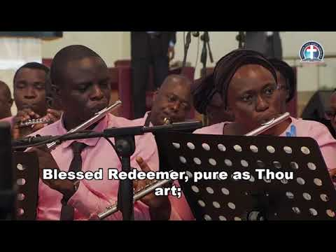 GHS 258 OH TO BE LIKE THEE - DLBC CHOIR HQs, Lagos