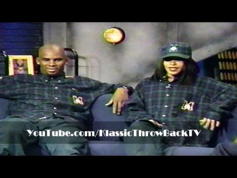Aaliyah & R. Kelly Interview (1994)