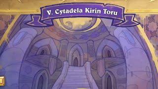 Heartstone #96 DALARAN HEIST IV - Cytadela Kirin Toru