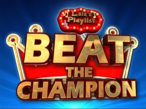 Lola's Playlist: Beat The Champion Weekly Finals | September 26, 2016