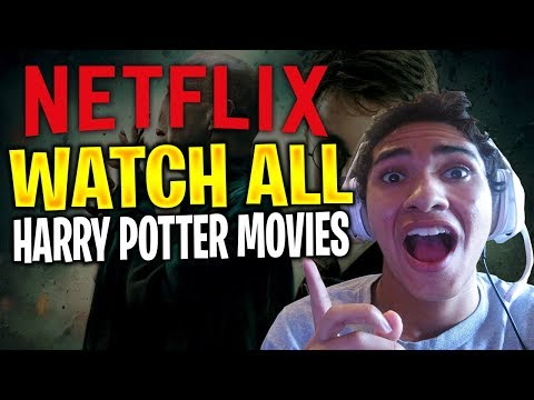 How To Watch HARRY POTTER On Netflix From Anywhere ✅ Watch All Harry Potter Movies On Netflix