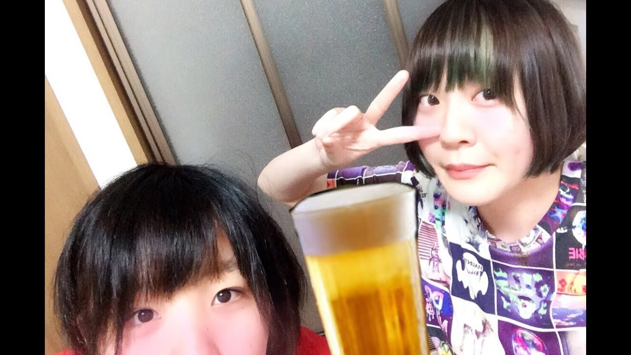 【未成年飲酒!?】ビール飲んでみた!!!【麥茶×炭酸水 ...