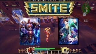 Smite - The New God