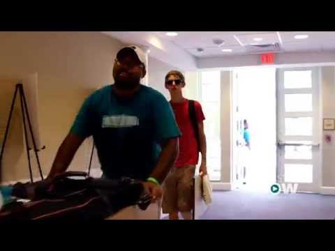 Highlights from CCU's Move-in Day Fall 2015
