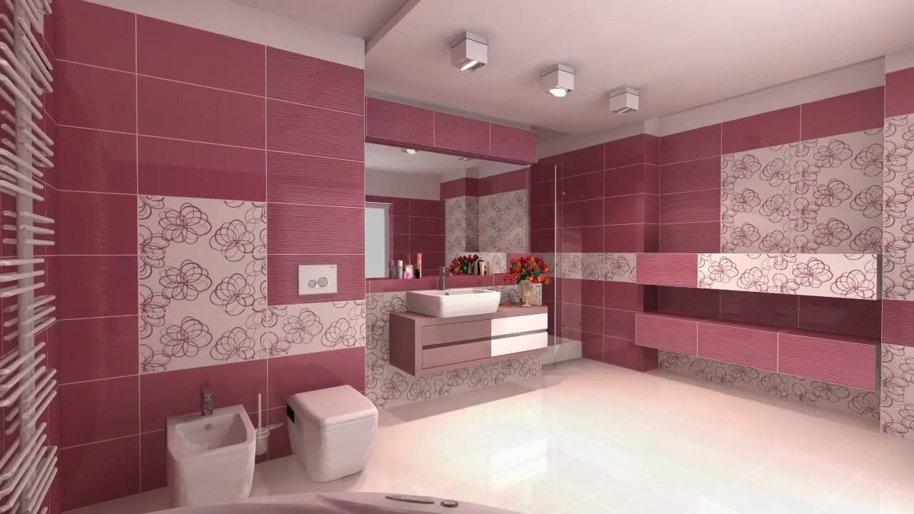 Lakberendezési ötletek - Fürdőszoba 06 - YouTube