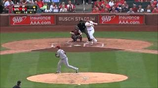 Matt Holliday 2013 Highlights