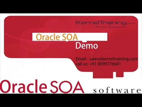 SOA Introduction Video Tutorial For Beginners | Basic Concepts