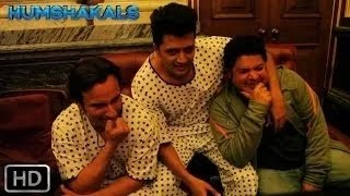 Humshakals | Behind the Scenes Video Blog | Day 25-27