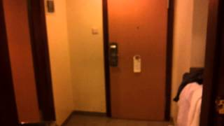 Inside the room 1105 in al massa hotel 20130930