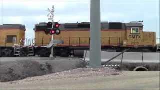 Railfanning Cedar Rapids, IA