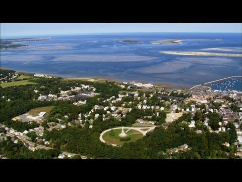 Pilgrims, Provincetown and Plymouth
