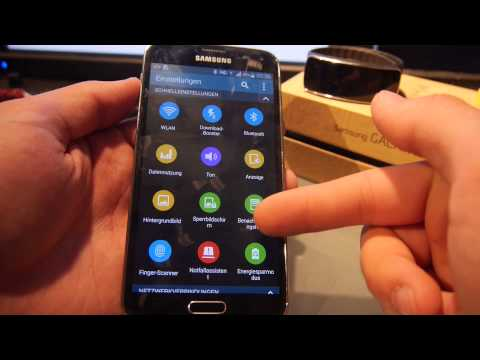 Tipps und Tricks zum Samsung Galaxy S5 (Deutsch / FullHD)