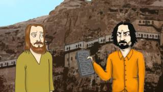 Мальчишник в Иерусалиме (Русский Трейлер) 2011 HD