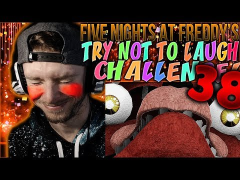Vapor Reacts #635 | [FNAF SFM] FIVE NIGHTS AT FREDDY'S 6 TRY NOT TO LAUGH CHALLENGE REACTION #38 thumbnail