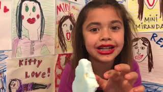 Mini Miranda Sings: Froze Toes Announcement