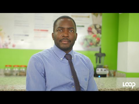 Royan Campbell creating opportunities for entrepreneurs with micro lending firm