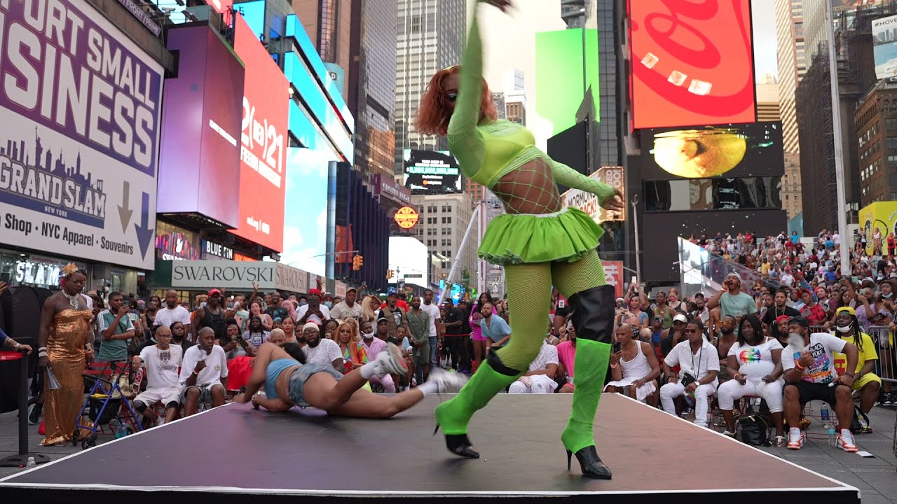 Download Femme Queen Performance - OTA TIMES SQUARE August 28