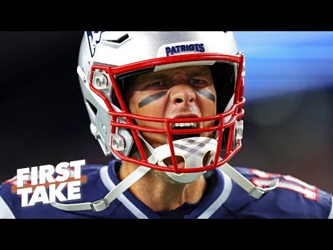 The Patriots top Stephen A.鈥檚 Week 1 NFL Power Rankings | First Take