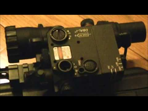 infrared laser demo pvs14 third generation and dbal i2 retreat
