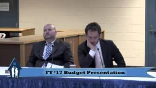 LPS FY'17 Budget Presentation