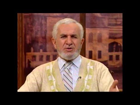 Müslüman Ahlakı 1 - Dinimi Öğreniyorum Hayat Dersleri - Prof. Dr. Cevat Akşit
