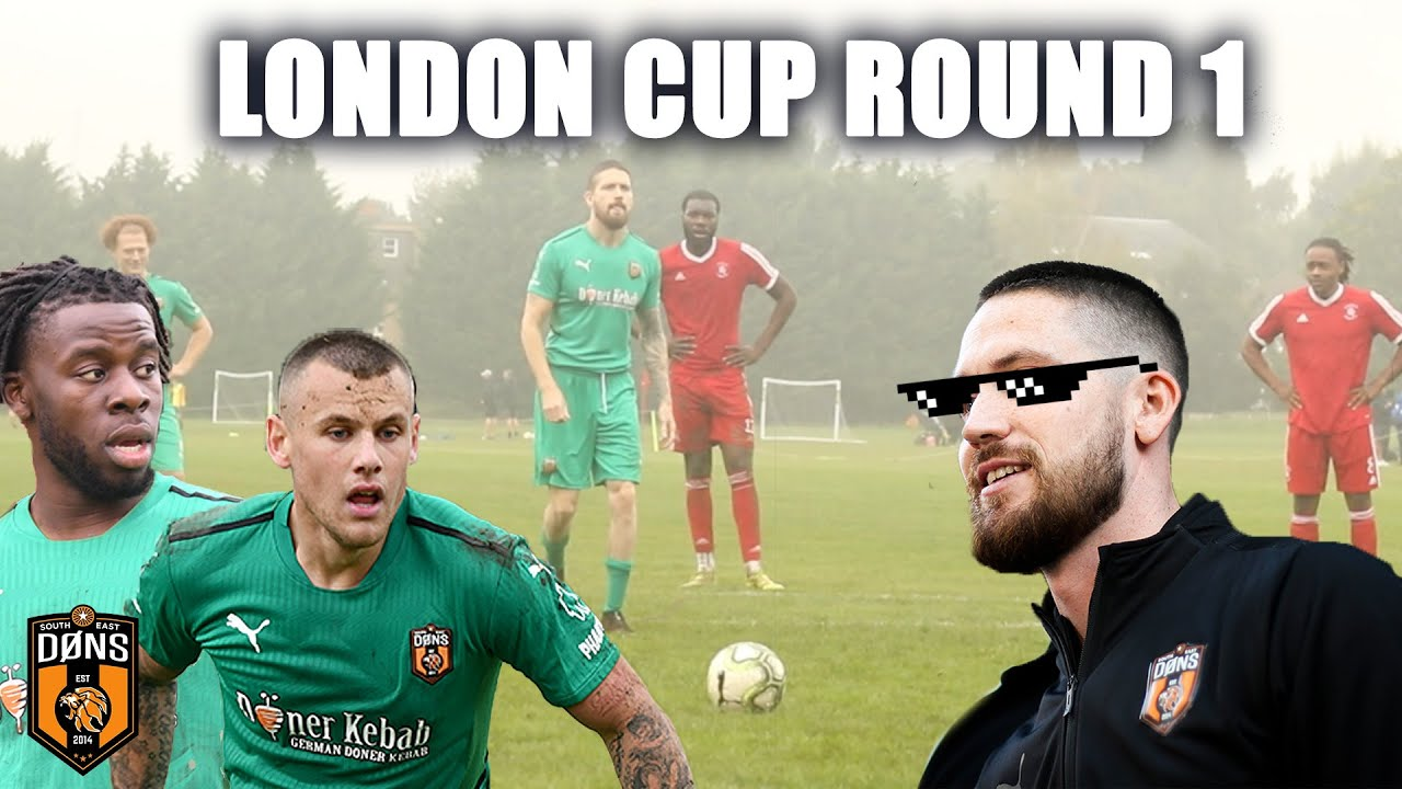 Download 'For The Punters' | LONDON CUP ROUND 1 | SE DONS vs United Dian | Sunday League Football