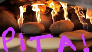 How To Make Pita Bread Kids Cooking With Baking Bake Fun Ideas Activities For Children Kids