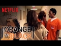 "Orange is the New Black | Clip: ""Friend of yours?"" 