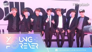 VIETSUB] [Episode] 방탄소년단 (BTS) @ Billboard Music Awards 2017