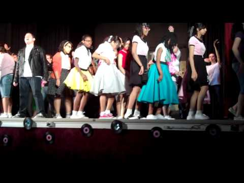 AMSU Grease Musical Clip 3
