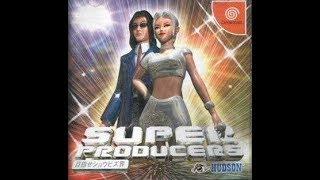 DREAMCAST NTSC-J GAMES: Super Producers: Mezase Show Biz Kai