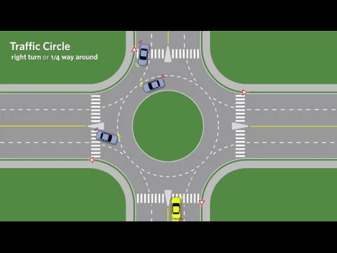 Traffic Circle Demonstration