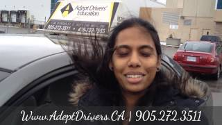 G2 Driving Test Missisauga Ontario