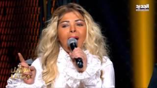 The Ring - فقرة مواويل عتابا وميجانا - حلقة فلّة وشادي جميل