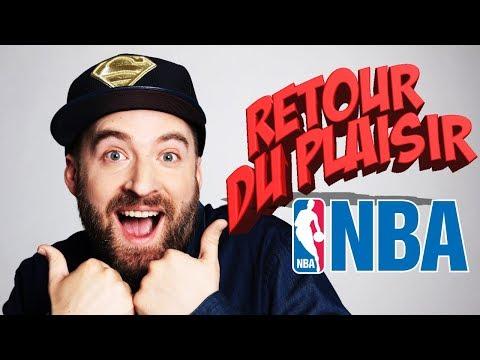 Retour du plaisir à parler NBA (Vote All Star Game)