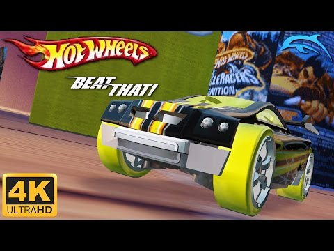 Hot Wheels: Beat That! - Gameplay Wii 4K 2160p (Dolphin 5.0)