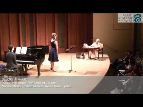 Marilyn Horne Vocal Masterclass June 24, 2015