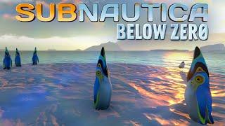 Subnautica Below Zero 01 | Zurück auf dem Eisplanet | Gameplay thumbnail