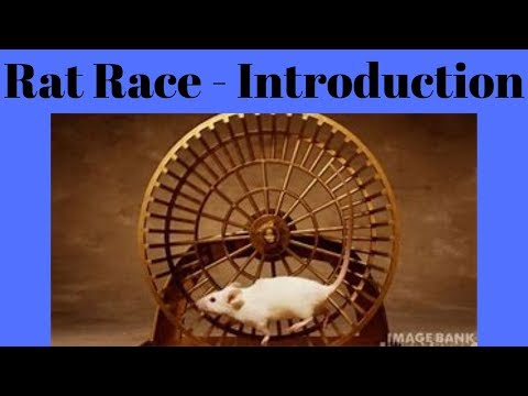 Rat Race - Introduction - Robert Kiyosaki