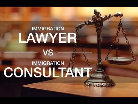 Канада 1053: Адвокат или Консультант? В чём разница?  Кто лучше для помощи в иммиграции?