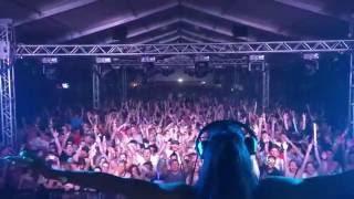 DJ FLOWER aka Virag Voksan @Víz-Zene-Virág Festival, Tata (HU) 2016 part3