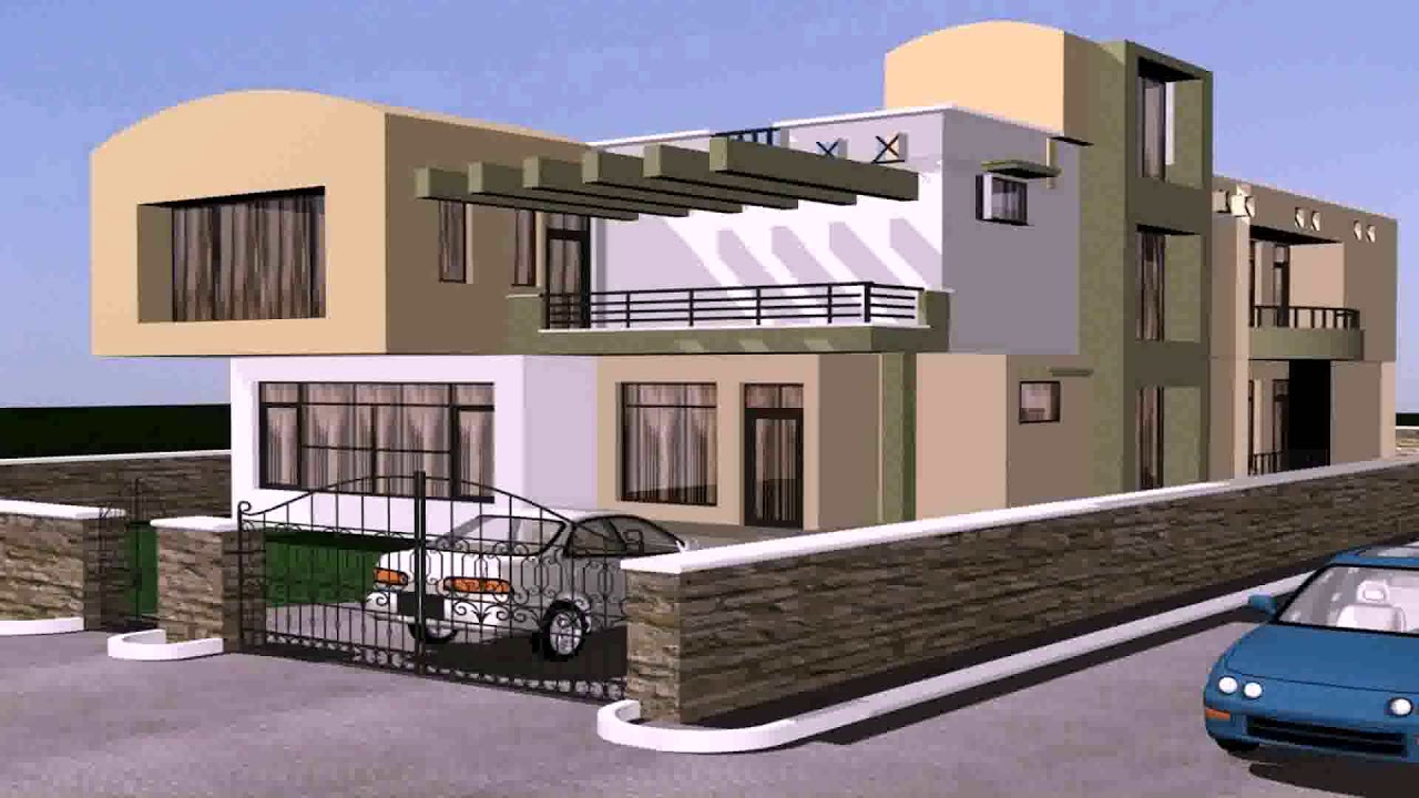Simple house plans in tanzania