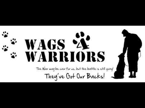 Wags 4 Warriors help Veterians get their lives back