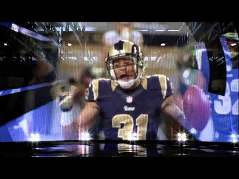 NFL on CBS - 2012 Jets Rams - Game Intro
