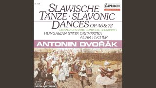Slavonic Dances, Series 1, Op. 46, B. 83: No. 8 in G Minor